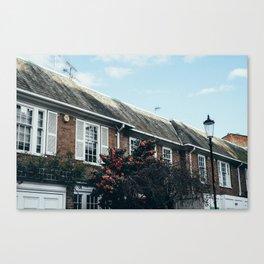 Cadogan Lane #1 Canvas Print