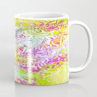 confetti Mugs featuring Confetti by Abstract Designs