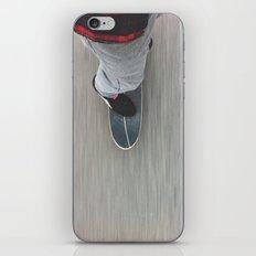 Skateboarding iPhone & iPod Skin