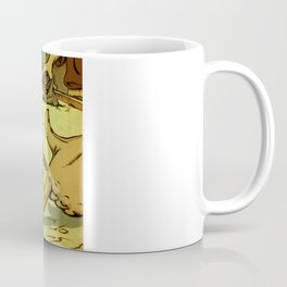 No Deep Breaths Coffee Mug