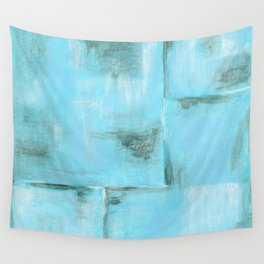 Frost, Abstract Art Painting Wall Tapestry