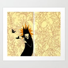 Well Kept Secret Print Art Print