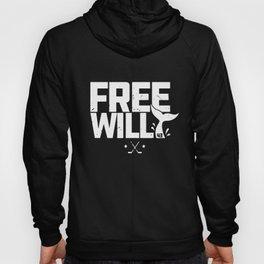 free will hockey t-shirts Hoody
