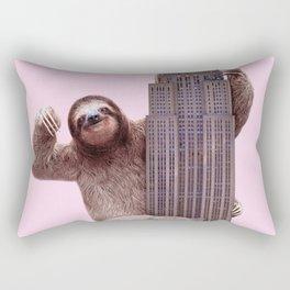 KING SLOTH Rectangular Pillow