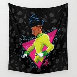 Powerline Wall Tapestry