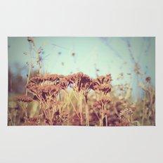 plants - Retro  Rug
