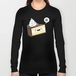 Eat Me! - Wonderland Kawaii Cake Long Sleeve T-shirt