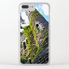 Take Me Away Clear iPhone Case