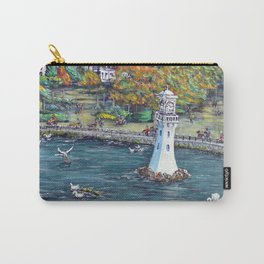Roath Park Lake, Cardiff Carry-All Pouch