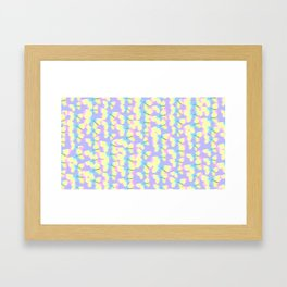 Buterflies Framed Art Print