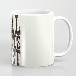 Mal Shoots First Coffee Mug