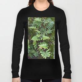 Moss and Fern Long Sleeve T-shirt