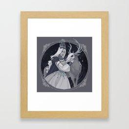 Yuletide Framed Art Print