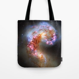 The Antennae Galaxies Tote Bag