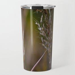 The Wind Blows through the Wheat Travel Mug