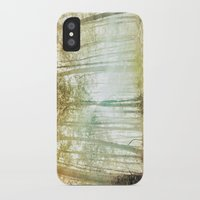lotr iPhone & iPod Cases featuring Lothlórien by The Last Sparrow
