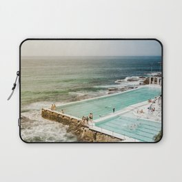 Bondi Icebergs Club | Bondi Beach Sydney Australia Ocean Coastal Travel Photography Laptop Sleeve