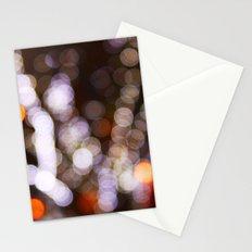 Tree Bokeh Stationery Cards