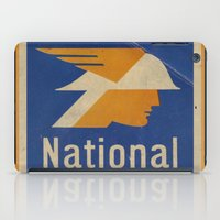the national iPad Cases featuring National Logo by Bruce Stanfield