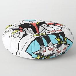 Lorem & Ipsum Floor Pillow