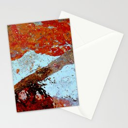 Tidal Pool Trip Stationery Cards
