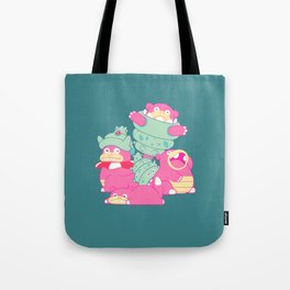 Slow Your Role Tote Bag