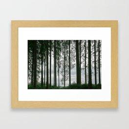 For me est. Framed Art Print