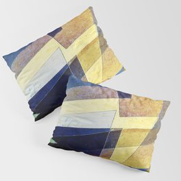 Marble Mosaic Pillow Sham