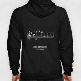 Close Encounters of the Third Kind - Alternative Movie Poster Hoody