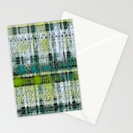 Forest Marmalade Plaid Stationery Cards