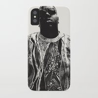 notorious iPhone & iPod Cases featuring Notorious by Ricca Design Co.