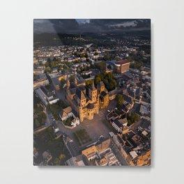 Trier Cathedral, Germany Metal Print