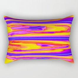 Tie Dye Sky Rectangular Pillow