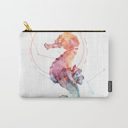 Spirit of the Seahorse Carry-All Pouch