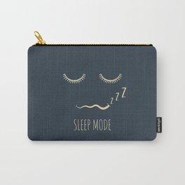 Sleep Mode Carry-All Pouch