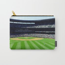 Safeco Field in Seattle Washington - Mariners baseball stadium Carry-All Pouch