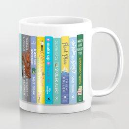Romance Books III Coffee Mug