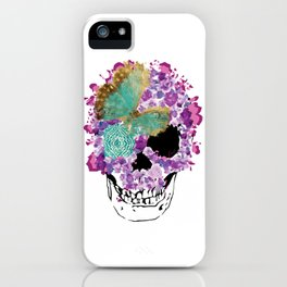 Beautiful Life By Jag iPhone Case