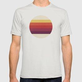 Retro Video Cassette Color Palette T-shirt