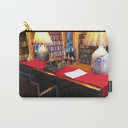 Pearl S Buck Library Carry-All Pouch