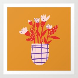Sub Rosa carrot Art Print
