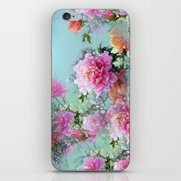 Smell the Roses iPhone Skin