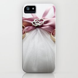 Gift Wrap Figurine iPhone Case