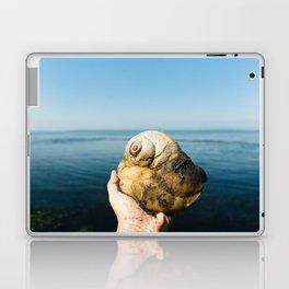 Moon Snail Laptop & iPad Skin