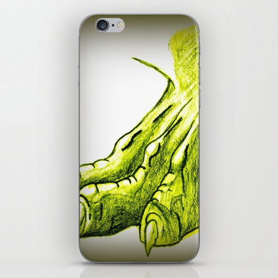 Dragon's Claw iPhone & iPod Skin