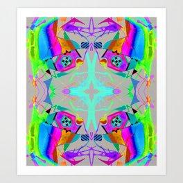 二B Art Print