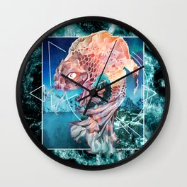 Spirit of Tranquility Wall Clock