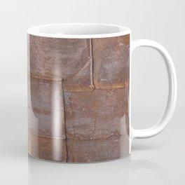 Rusty Metal Grunge Texture Coffee Mug