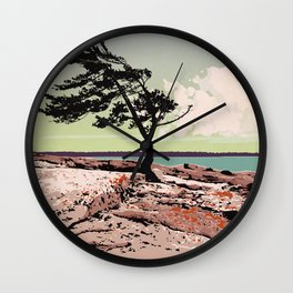 Killbear Provincial Park Wall Clock