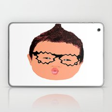 Snugglebot boy Laptop & iPad Skin